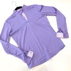 Essex Classics Wrap Collar Long sleeve Shirt
